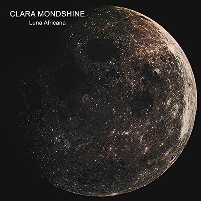 CLARA MONDSHINE / LUNA AFRICANA (CD)
