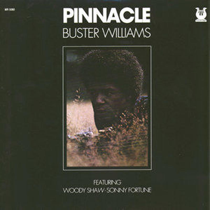 BUSTER WILLIAMS / Pinnacle (LP)