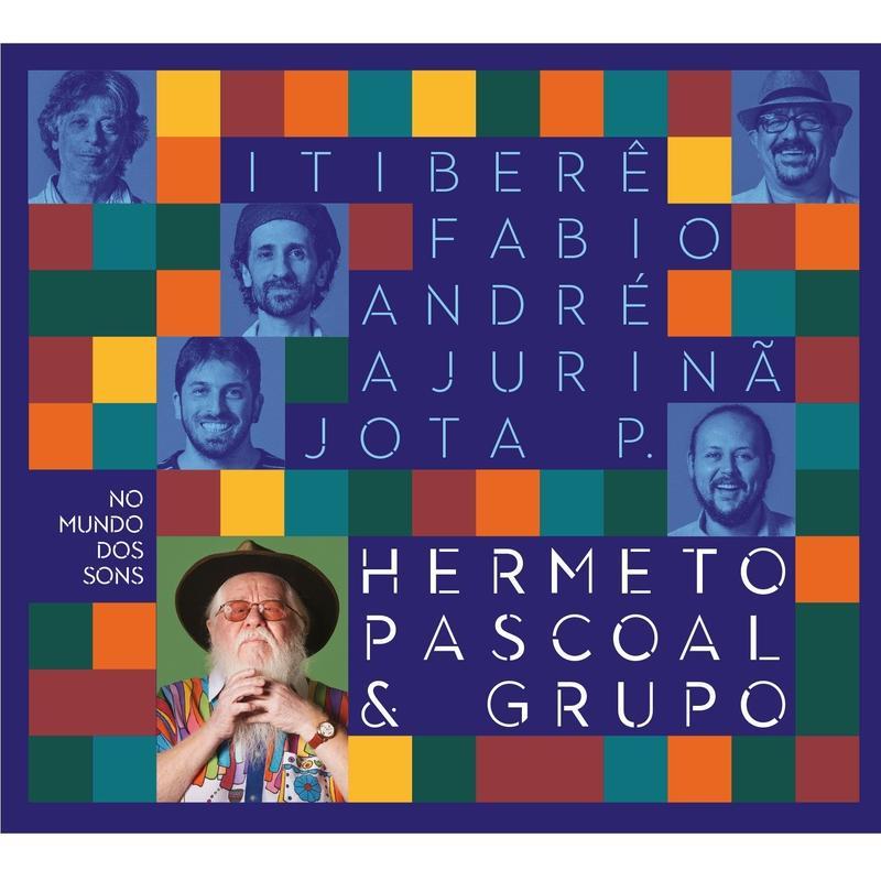 HERMETO PASCOAL / NO MUNDO DOS SONS (LTD. VINYL)(2LP)180g