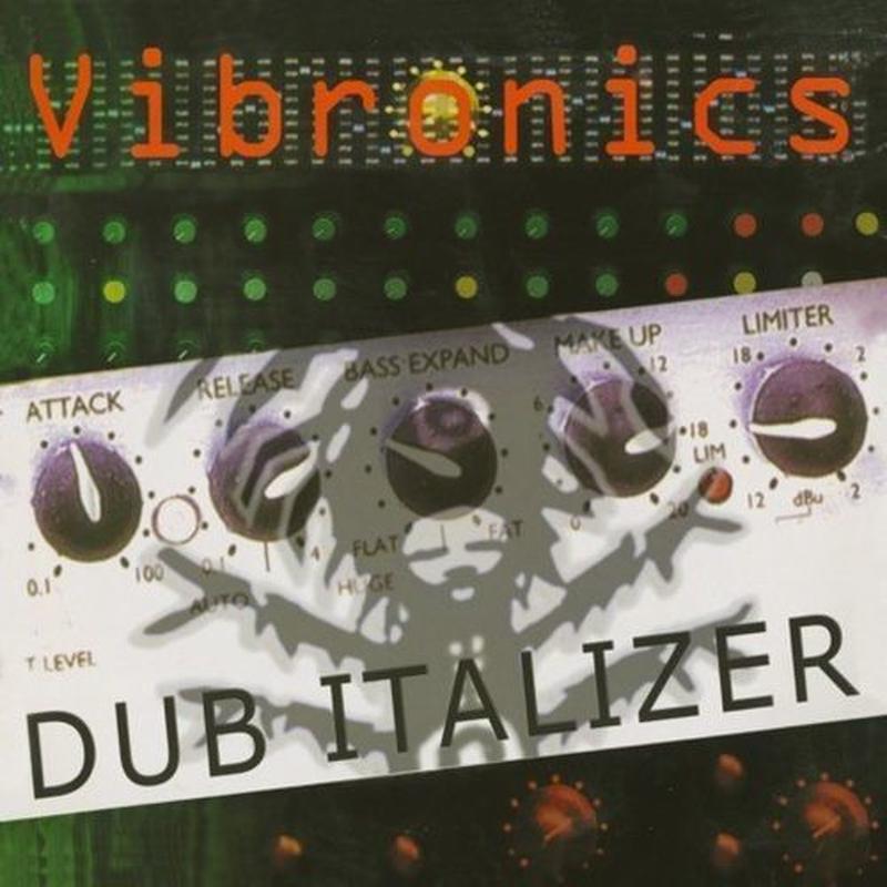 VIBRONICS / DUB ITALIZER (2LP)