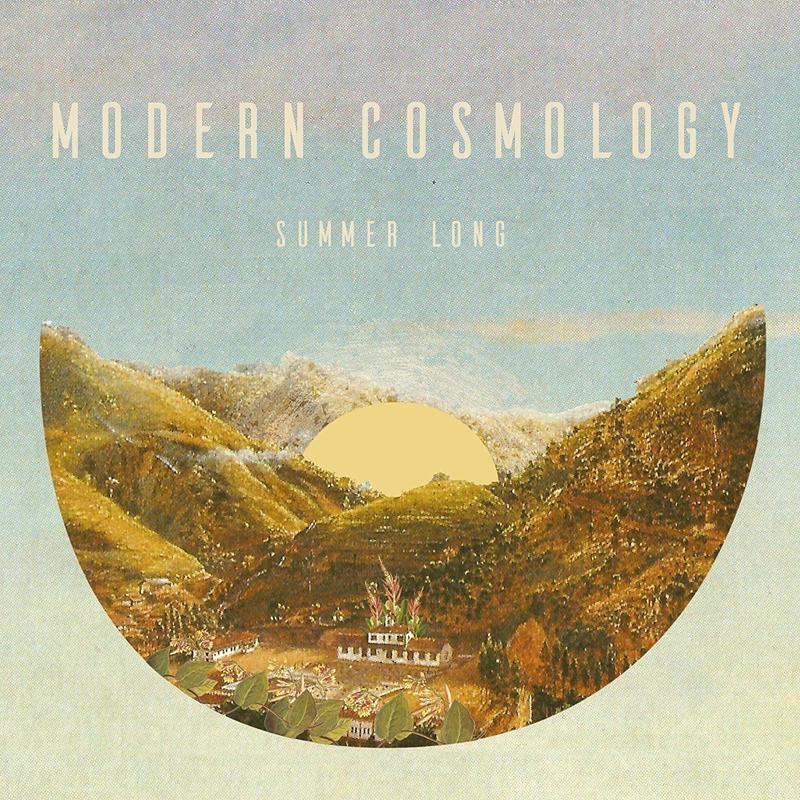 "MODERN COSMOLOGY / SUMMER LONG (10"")DLコード付き"