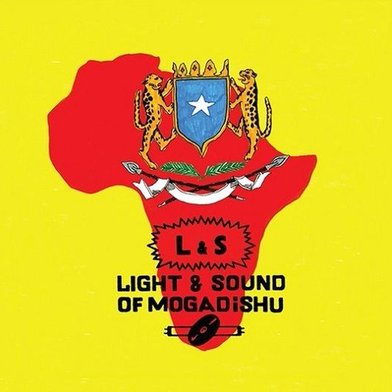 V.A. / LIGHT & SOUND OF MOGADISHU (LP)