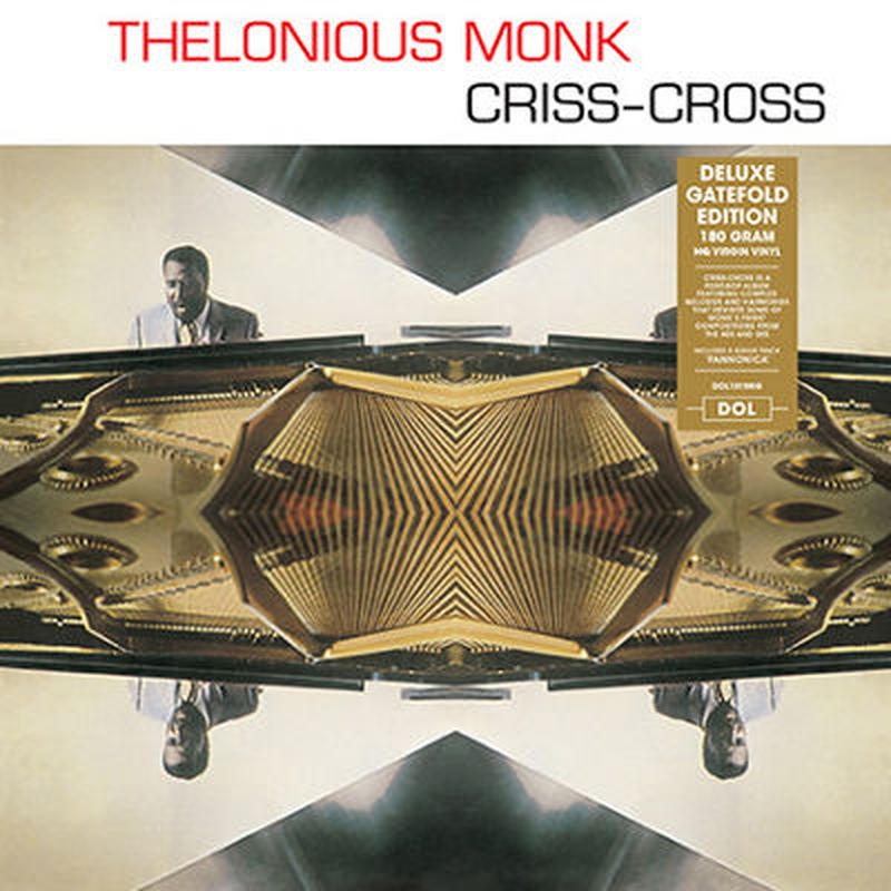 THELONIOUS MONK / Criss-Cross(LP)180g