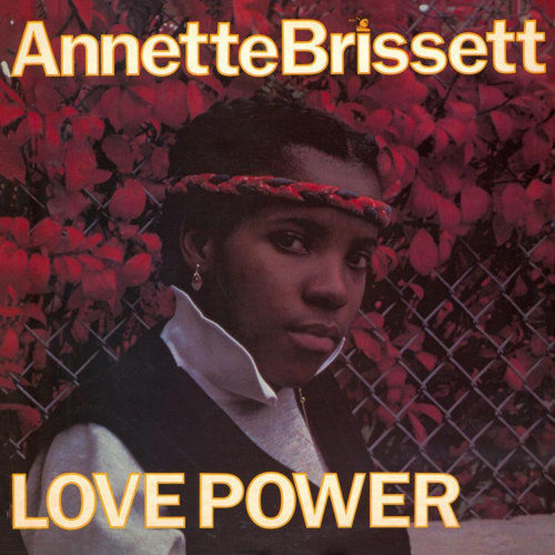 ANNETTE BRISSETT / LOVE POWER (LP)