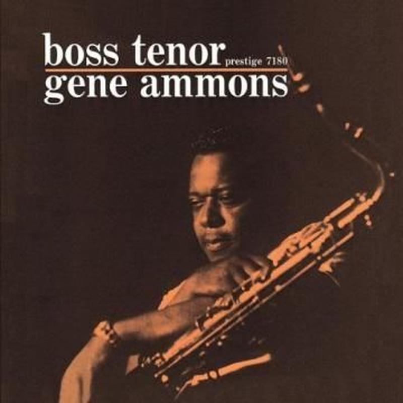 Gene Ammons / Boss Tenor(LP)