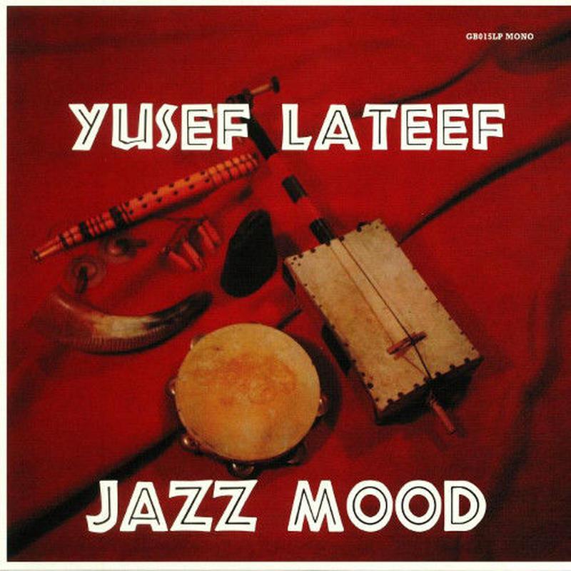 YUSEF LATEEF / Jazz Mood(LP) MONO盤