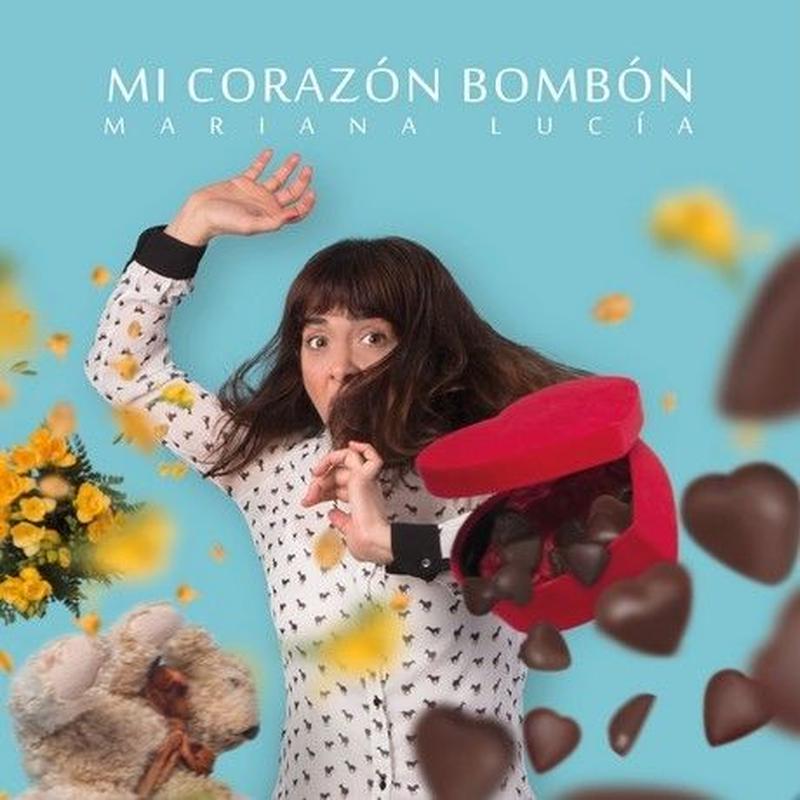 Mariana Lucia / Mi Corazon Bombom (CD)
