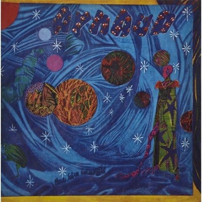 ARNAUD RODRIGUES / MURITURI (LP)