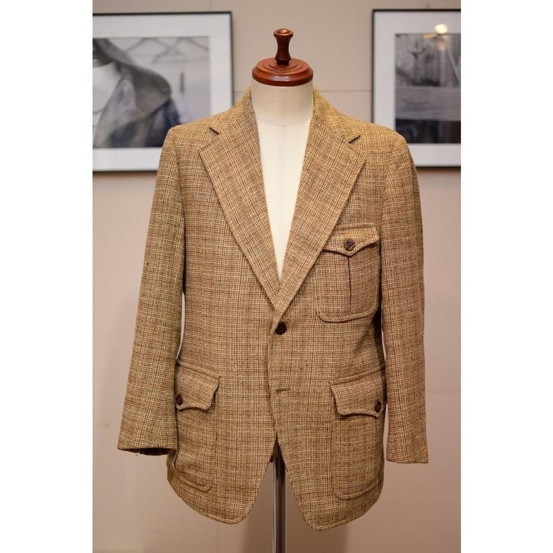 Marvest 60'S ウールテーラードジャケット