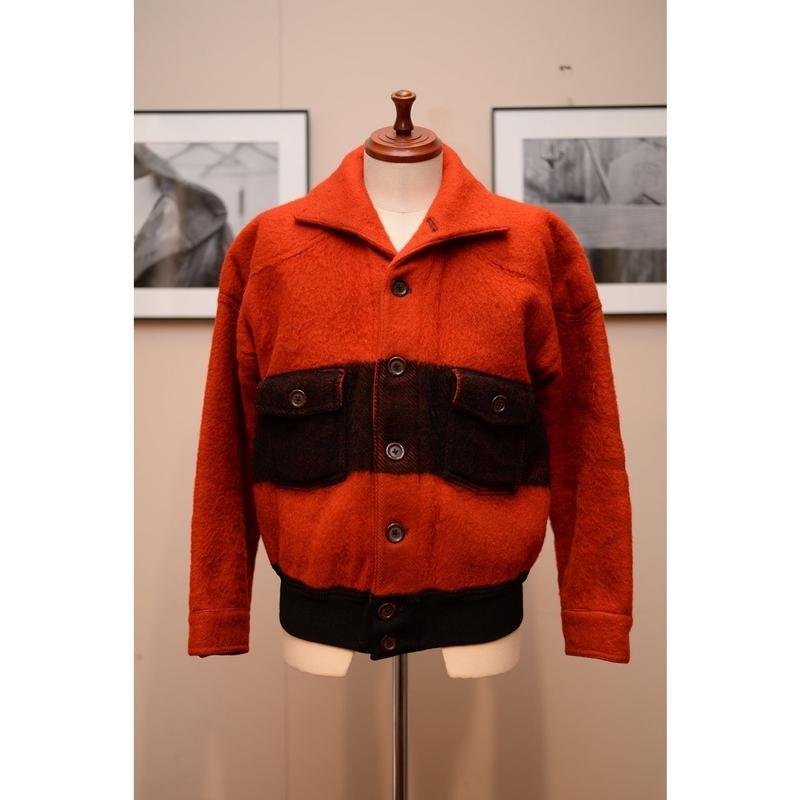 CARSS MACKINAW A-1 type ウールジャケット
