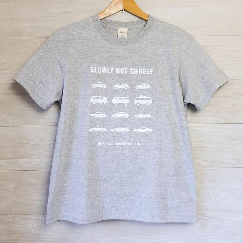 SLOWLY BUT SURELY Tシャツ