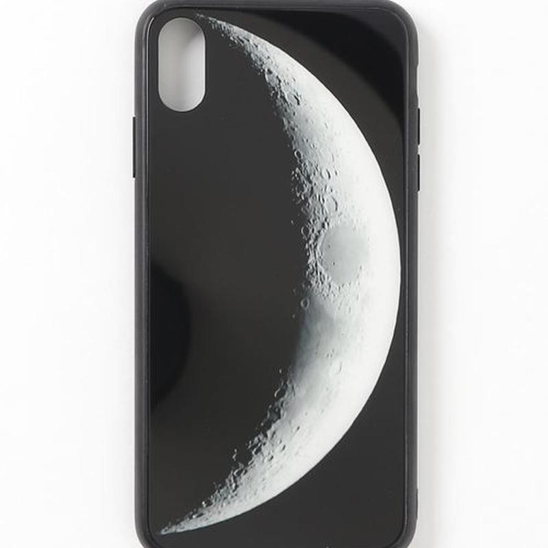 【GLORY】 space moon iPhoneケース