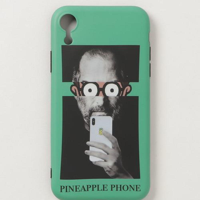 【GLORY】 PINEAPPLE iPhoneケース
