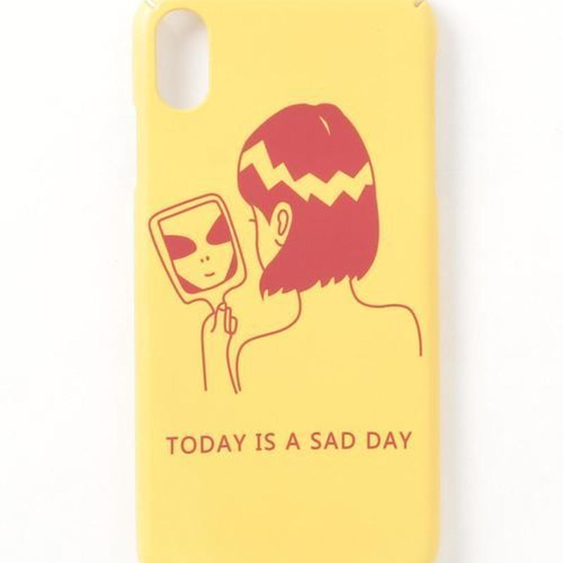 【GLORY】TODAY IS A SAD DAY iPhoneケース