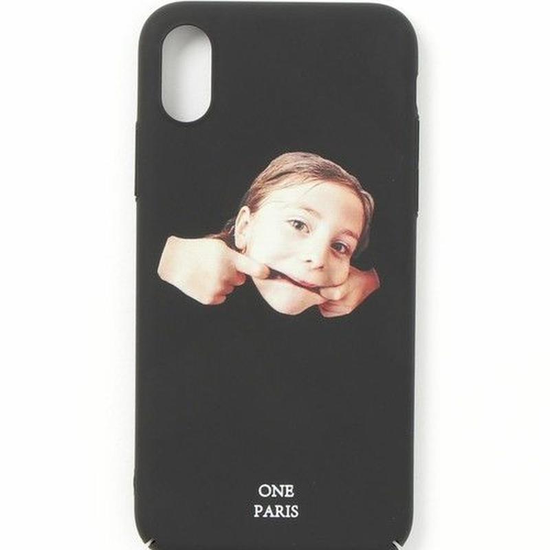 【GLORY】comical FACE iPhoneケース