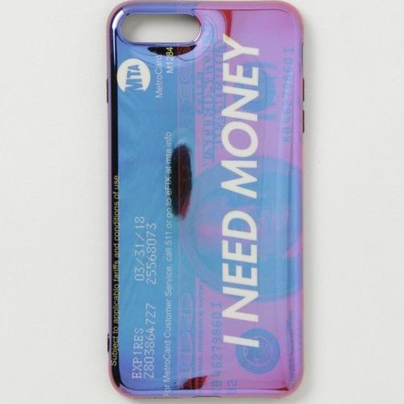 【GLORY】I NEED MONEY iPhoneケース