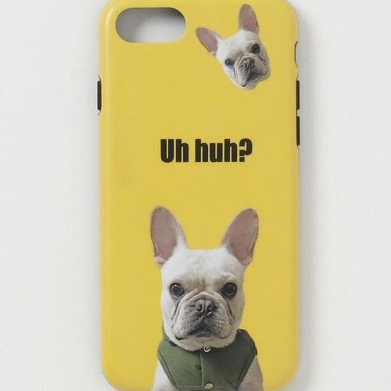 【GLORY】Uh huh iPhoneケース