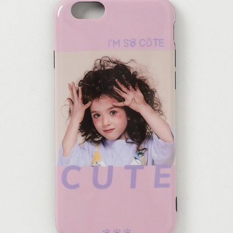 【GLORY】 CUTE iPhoneケース