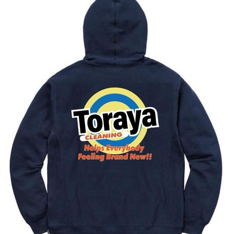 奥ノ谷塾メンバープルパーカー  ( Toraya )