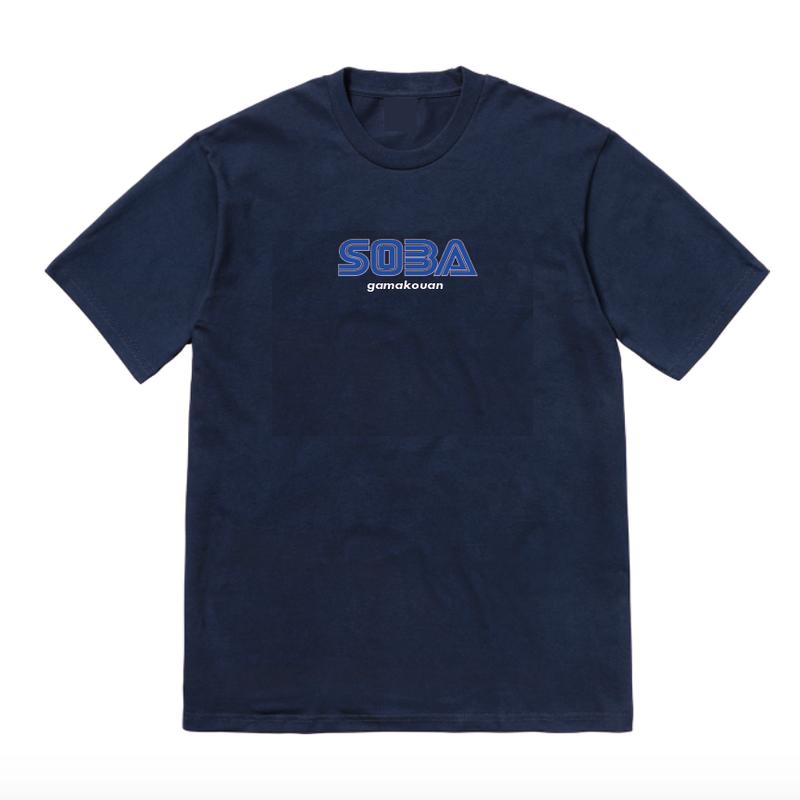 がまこう庵 SOBA Tシャツ