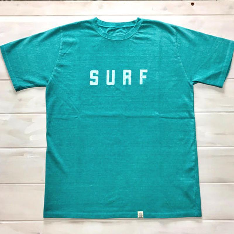 ISLANDER/アイランダー SURFビッグシルエットTシャツ(ミントグリーン)