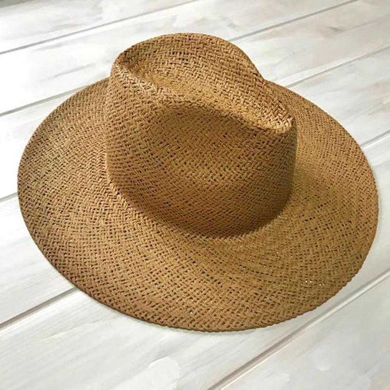 ISLANDER(アイランダー)麦わら帽子/ペーパーブレードハット