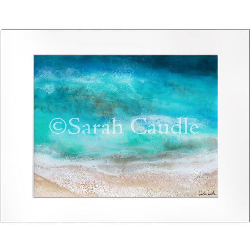 【Sarah Caudleアート】High Tide(Mサイズ)