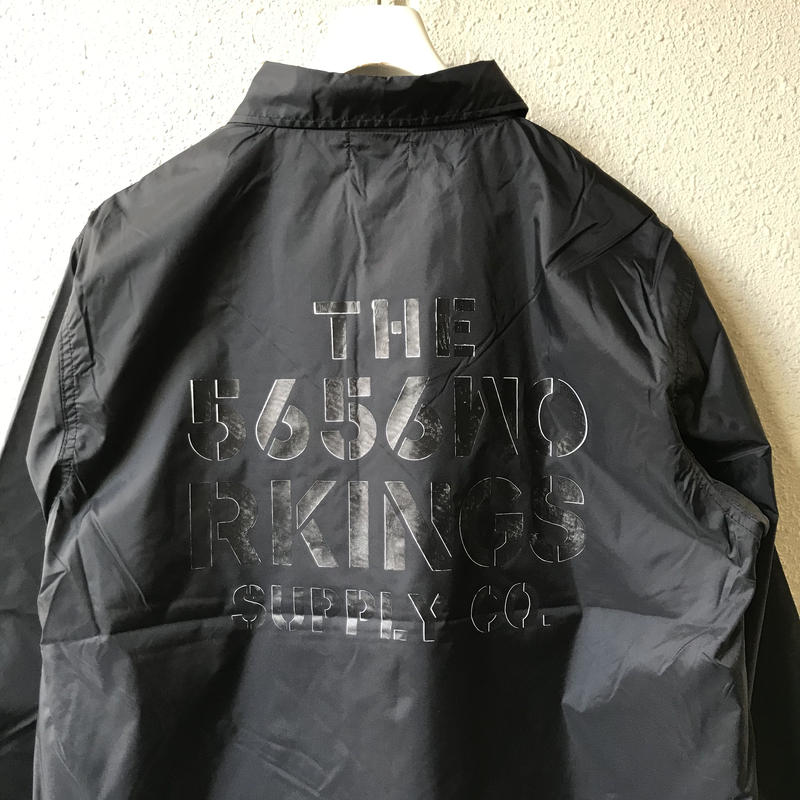5656WORKINGS/CWS TEAM NYLON JKT_BLACK