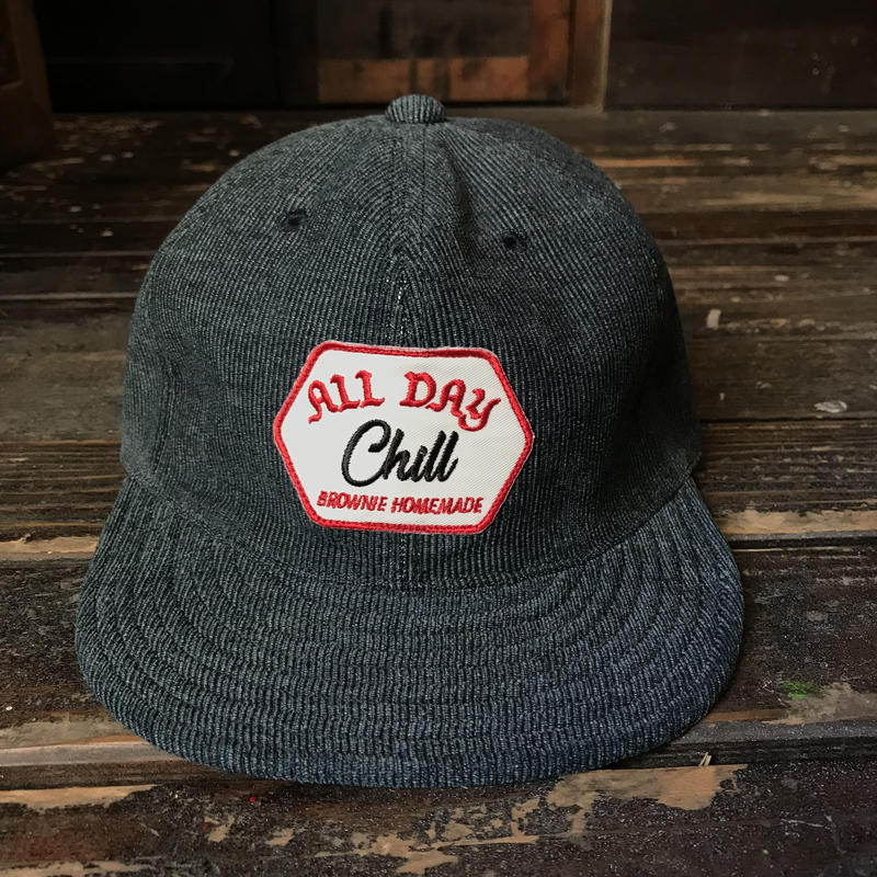 Brownie/ALL DAY CHILL CAP_INDIGO BLUE