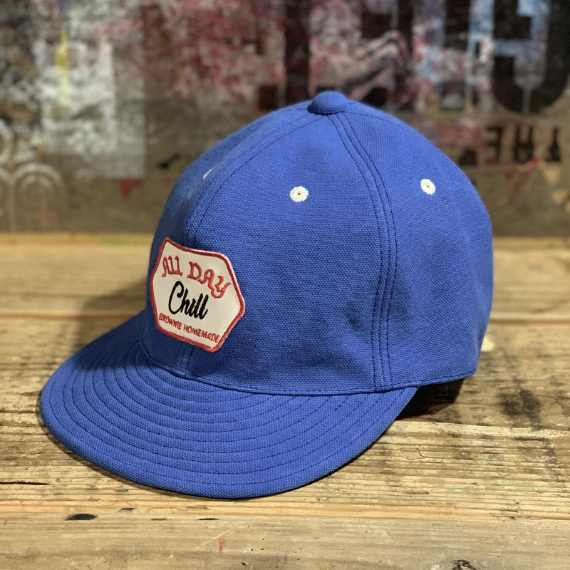 Brownie/ALL DAY CHILL CAP_SKY BLUE