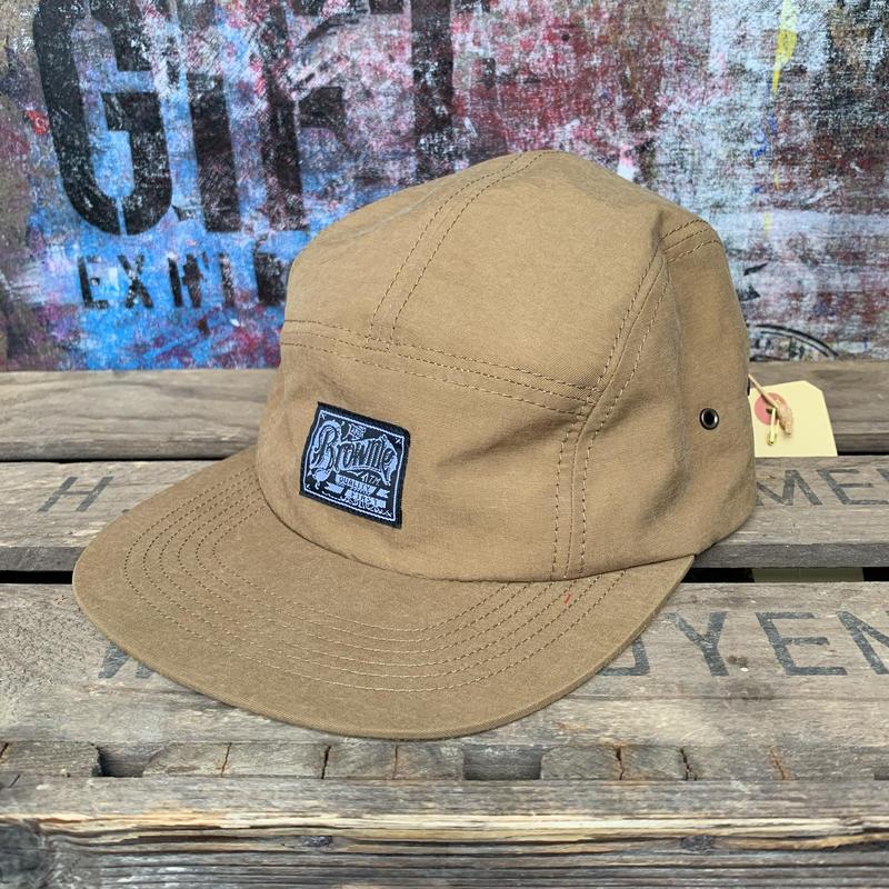Brownie/5PANEL CAP_COYOTE