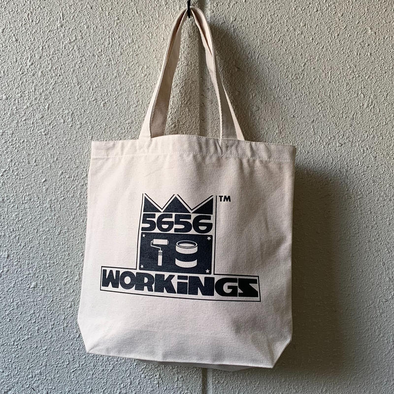 5656WORKINGS/DIG TOTE BAG_M