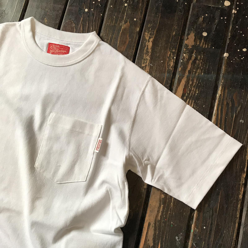 5656WORKINGS/NO.56 POCKET's_WHITE