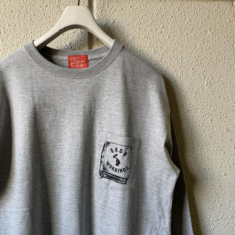 5656WORKINGS/PYN CLAN L/S_GRAY