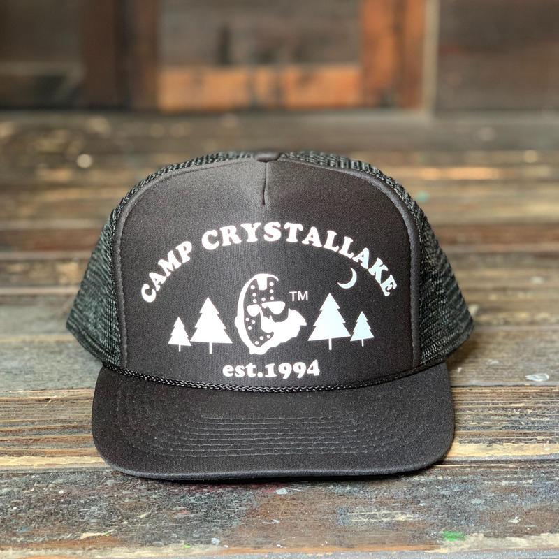 NOCARE/CAMP CRYSTAL LAKE MESH CAP