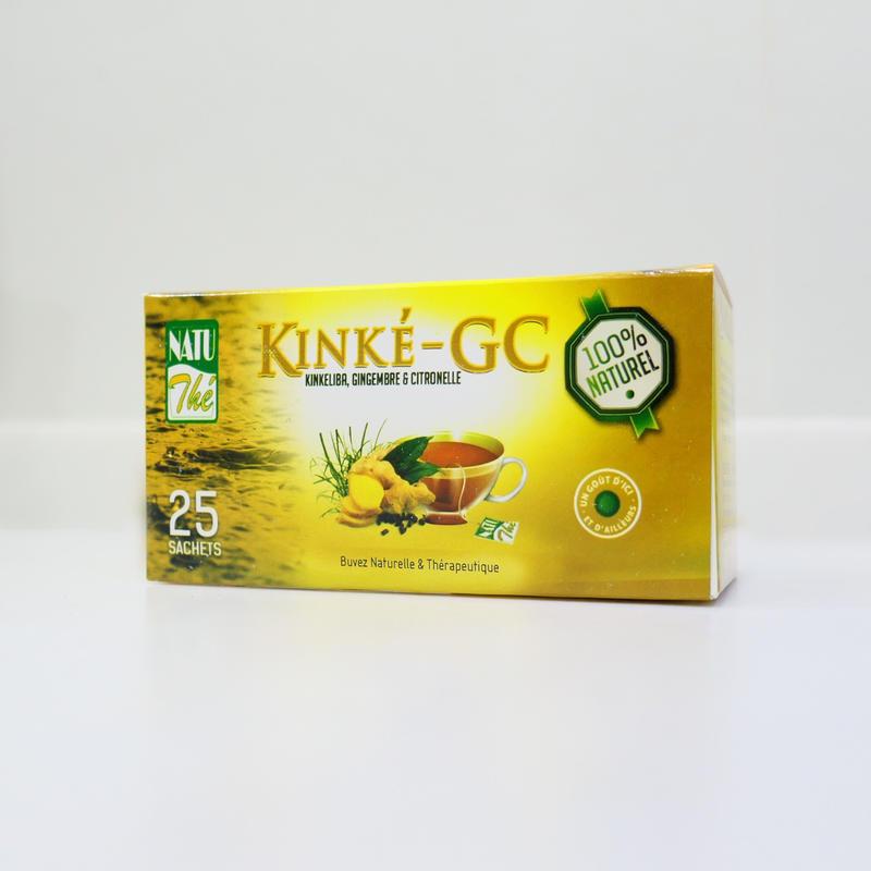 キンケ-GC (キンケリバ+ジンジャー+レモングラス)/KINKÉ-GC