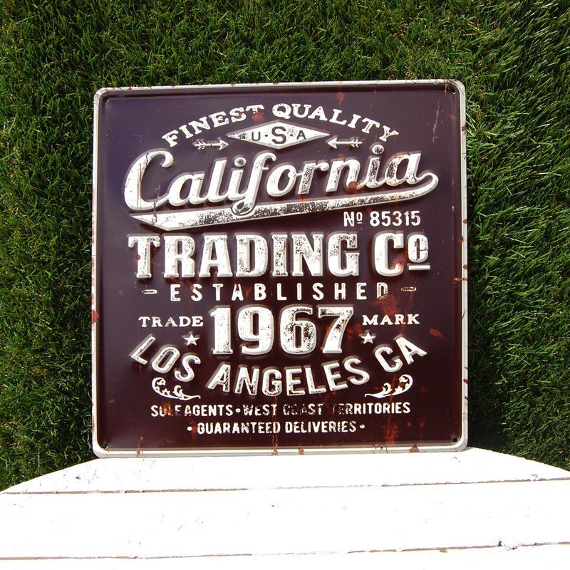 デザインボード メタル カリフォルニア
