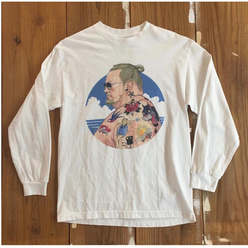 G-Rikishi  Tshirts  L/S