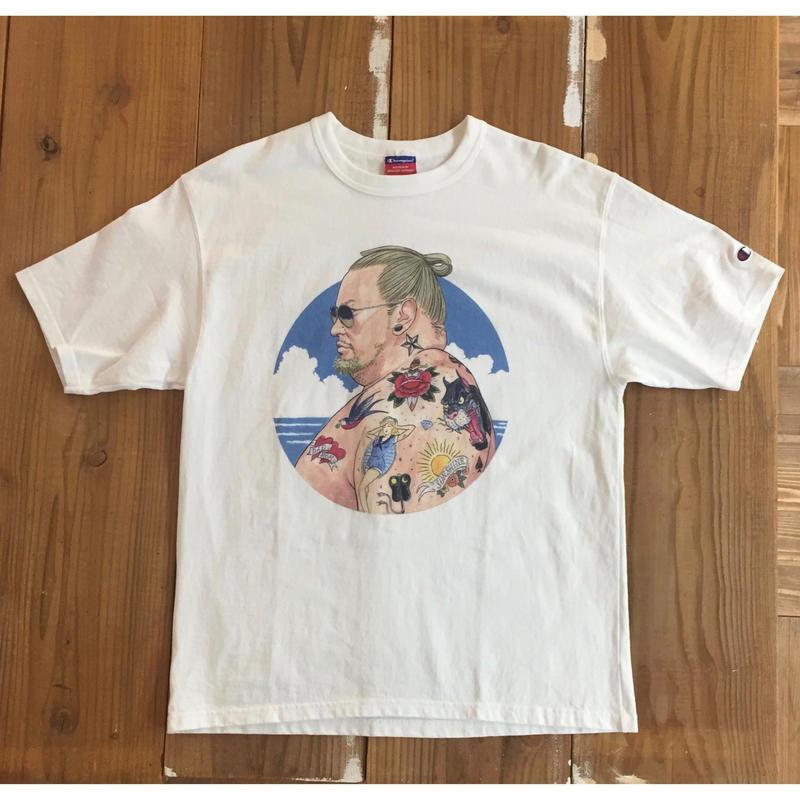 G-Rikishi  Tshirts  S/S
