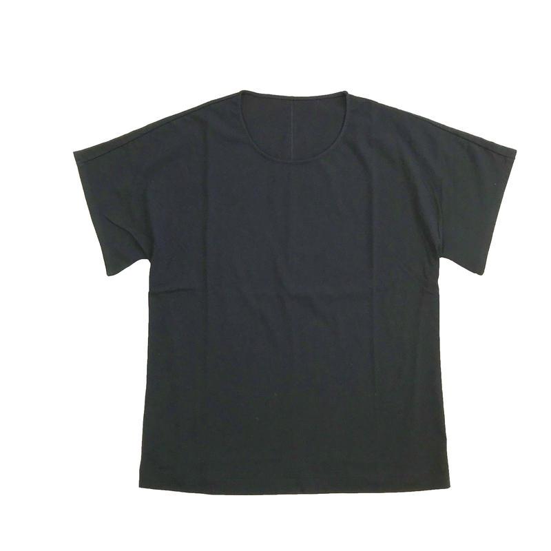Unisex  40/1テクノラマ天竺 立体TシャツOPE型(SK-T002-002)