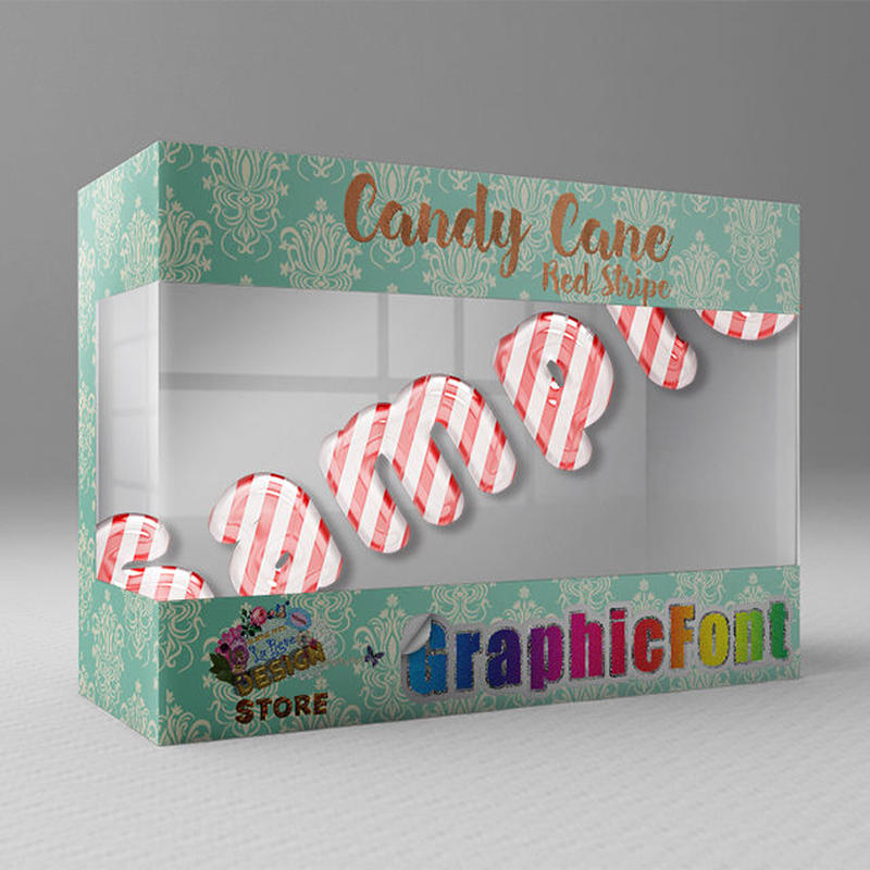 Candy Cane(Red Stripe)