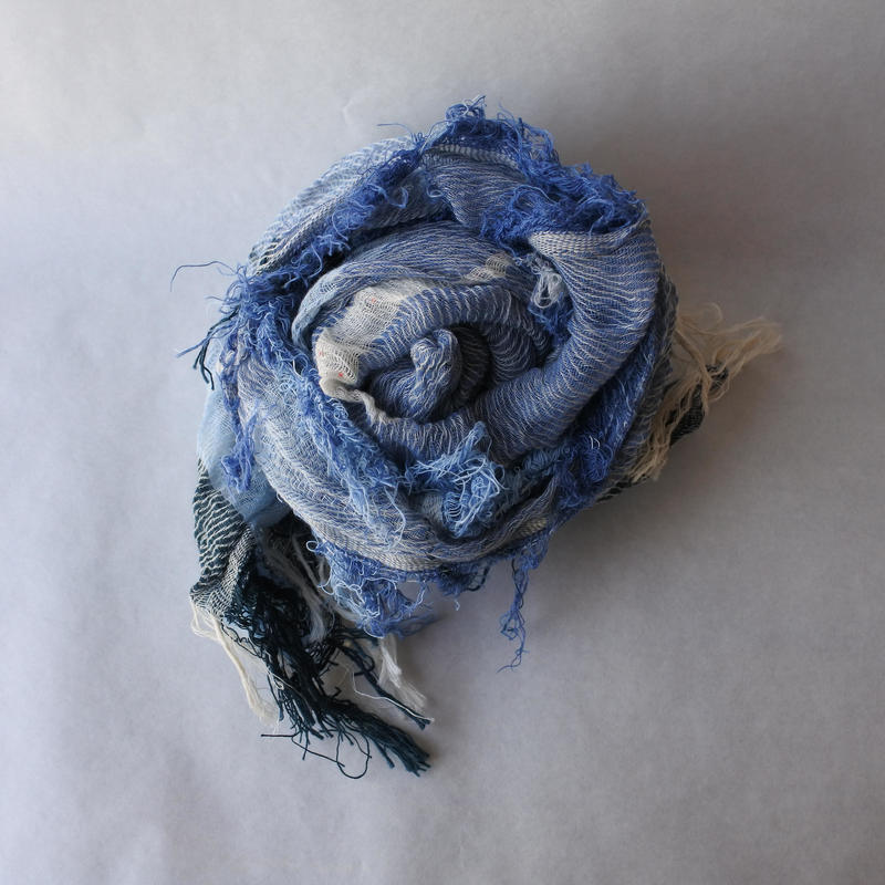 [tamaki niime] roots shawl-middle  RS-M-103