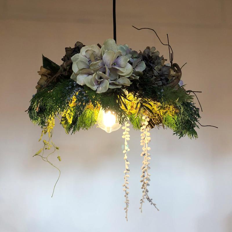 Botanical light 【no.7】