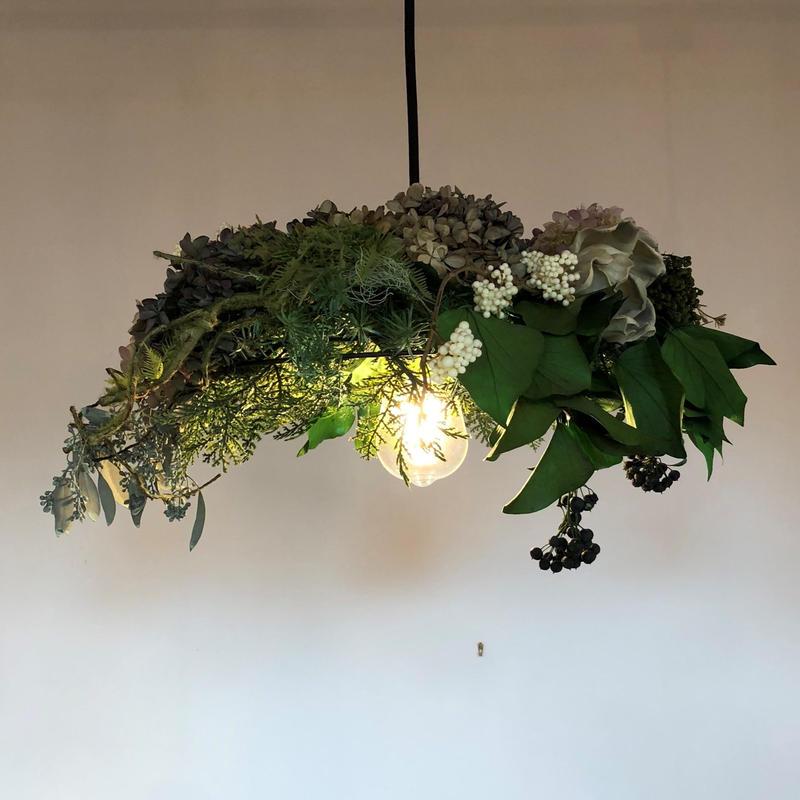 Botanical light 【no.2】