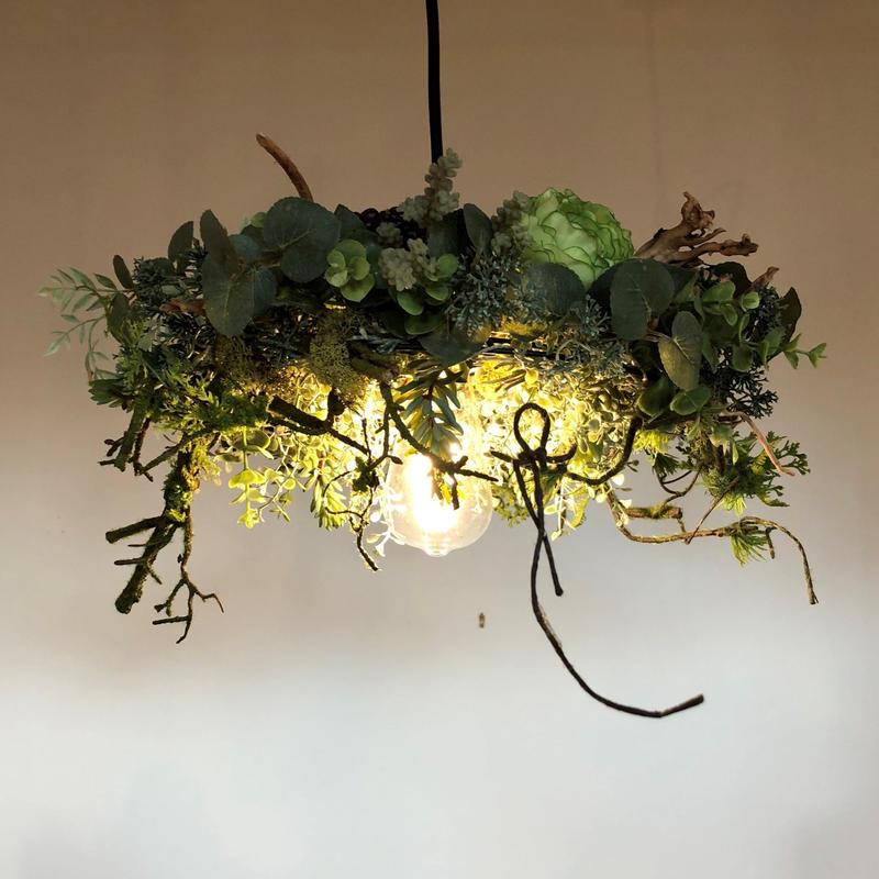 Botanical light 【no.11】