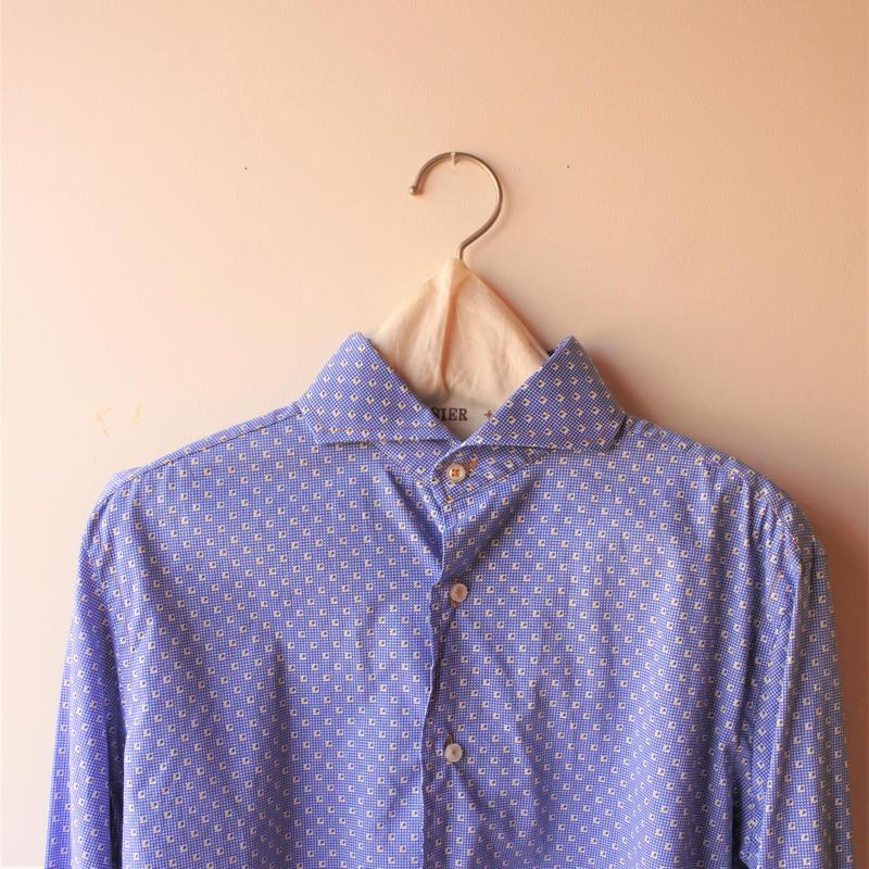 ROSIE サレント プリントシャツ
