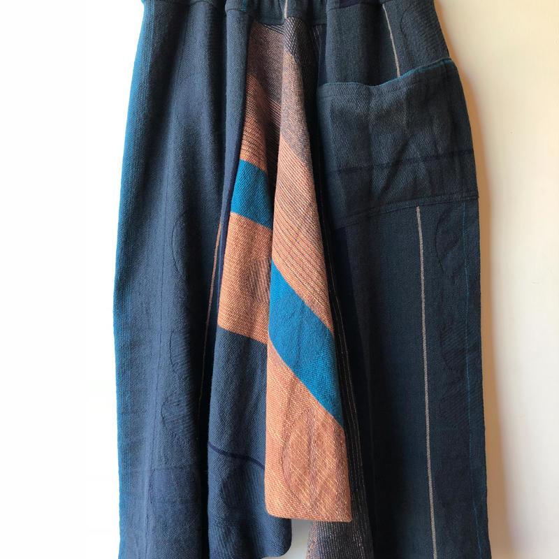 [tamaki niime] tarun pants-long TP-L-w003