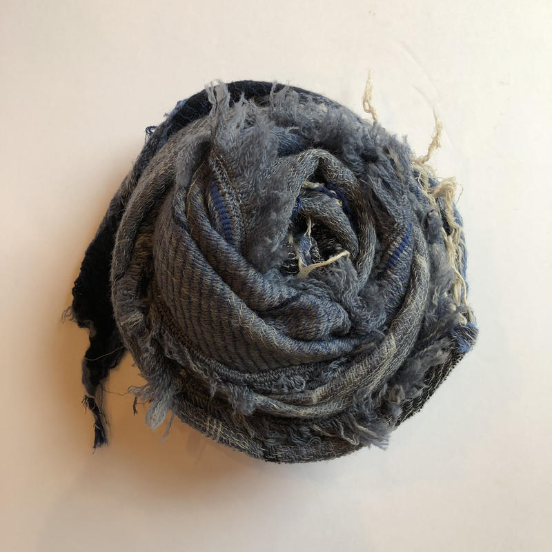 [tamaki niime] roots shawl-middle  RS-M-w005