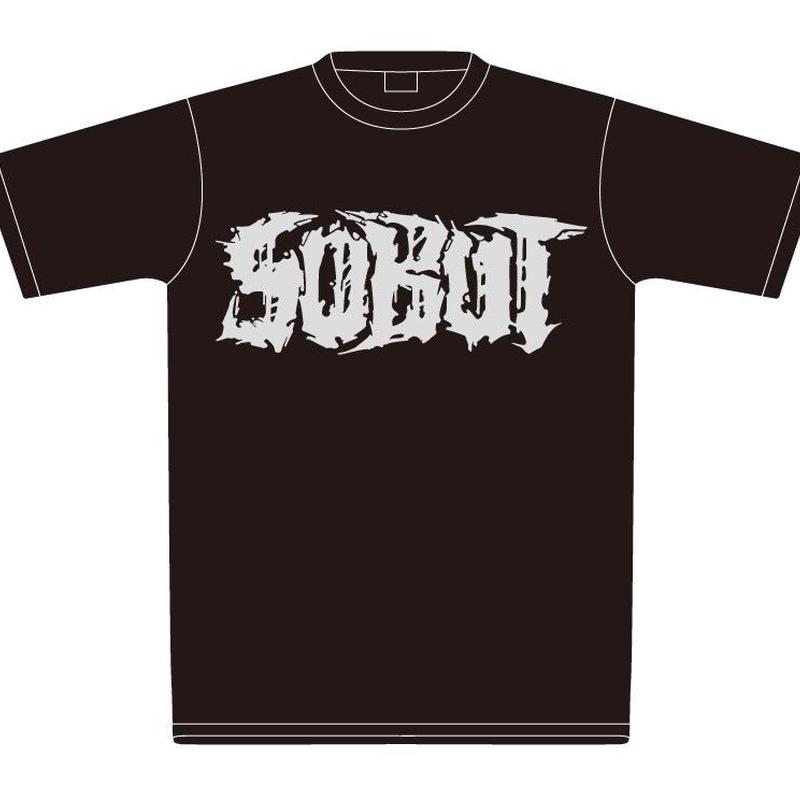SOBUTロゴTシャツ