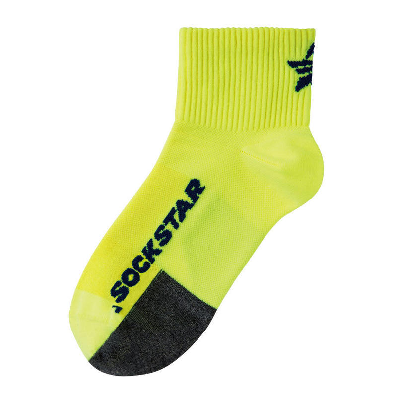 SOCKSTAR yellow&blue